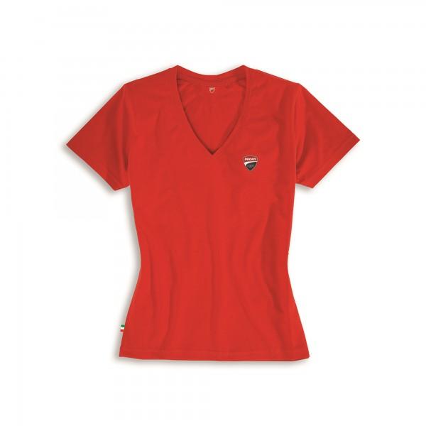 T-shirt Ducatiana Racing Woman