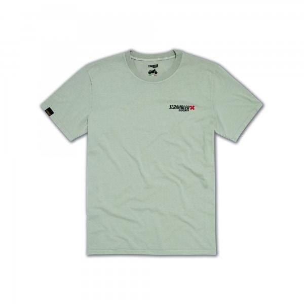 T-shirt Baja Map