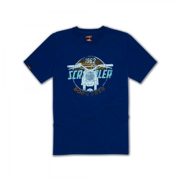 T-shirt Born Free