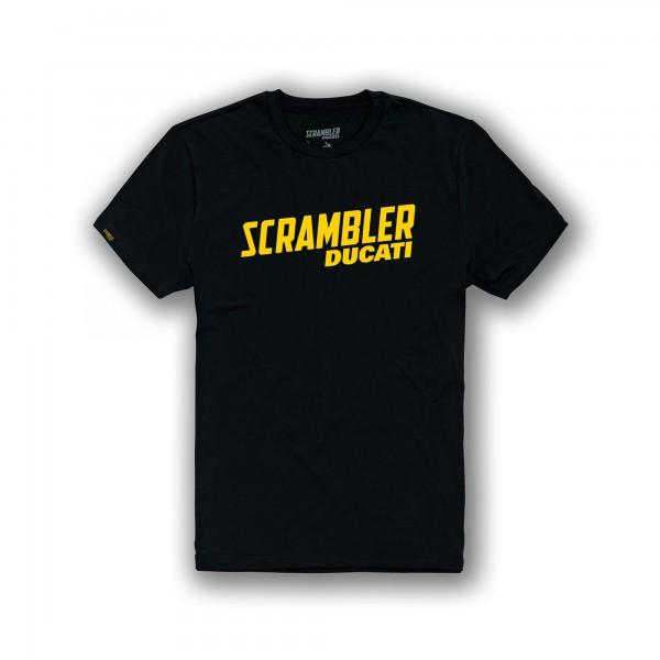 T-shirt Milestone Black
