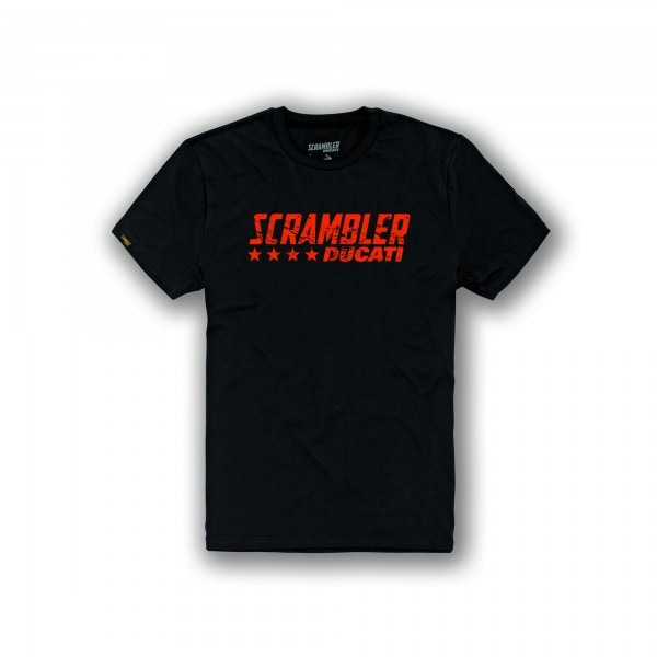T-shirt Black Flip