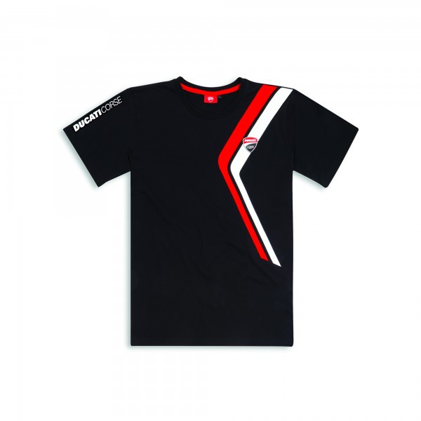 T-shirt DC Stripe Uomo