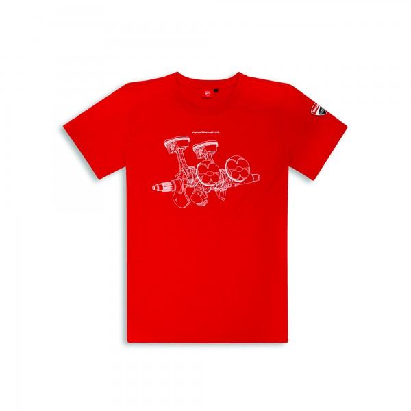 T-shirt V4 Panigale