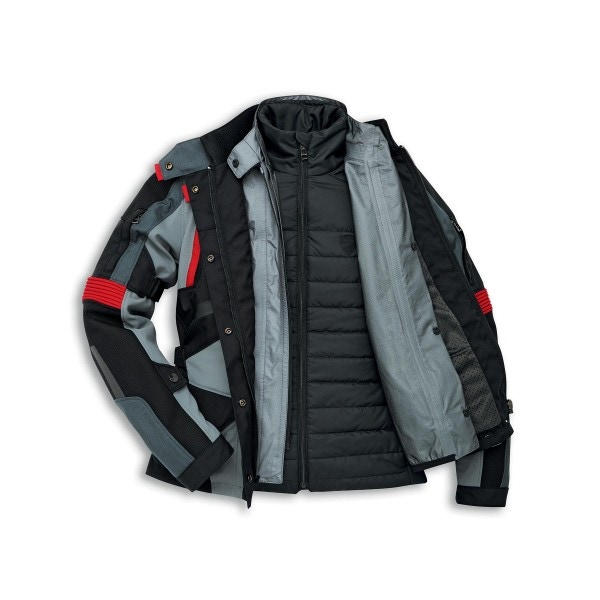 Fabric jacket Ducati Strada C4 Woman