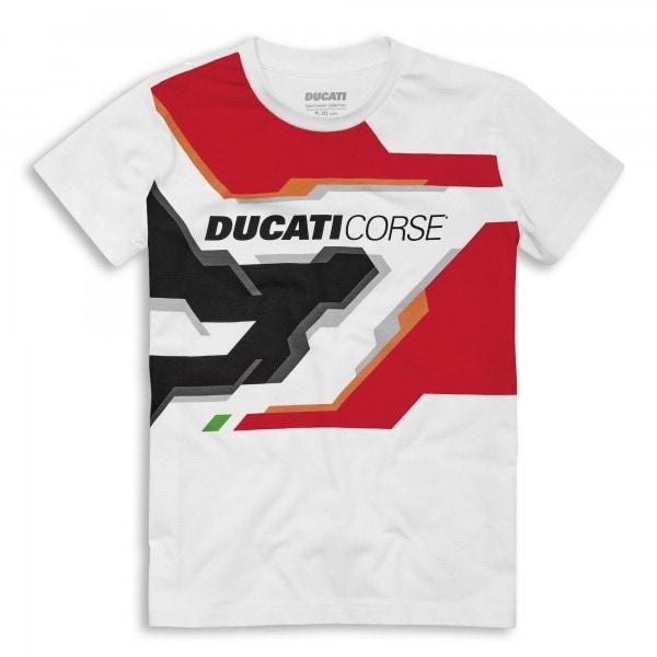T shirt Racing Spirit  Kid