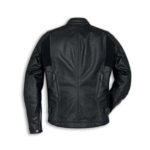 Leather jacket Ducati Black Rider
