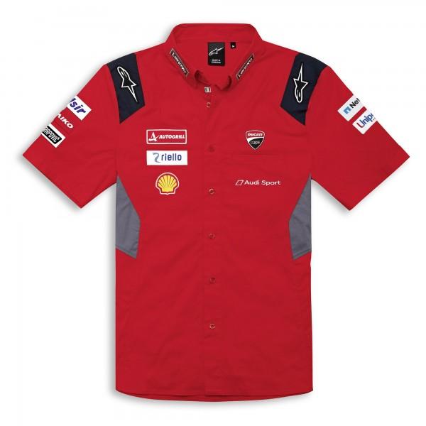 Camisa manga corta GP Team Replica 20