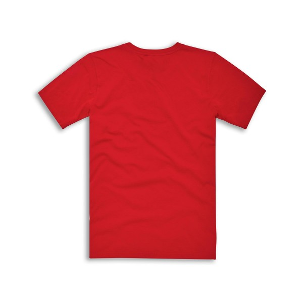 T-shirt Ducati Vertical
