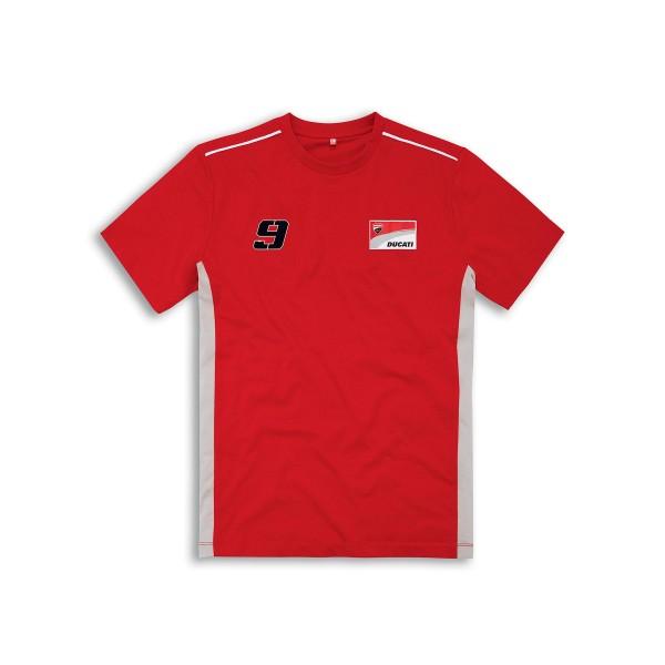 T-shirt Ducati Corse D09