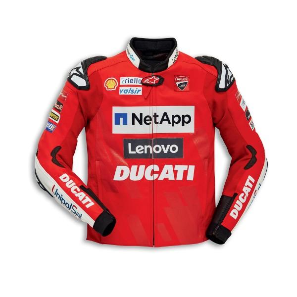 Leather jacket Ducati Corse Replica Ducati Team 19