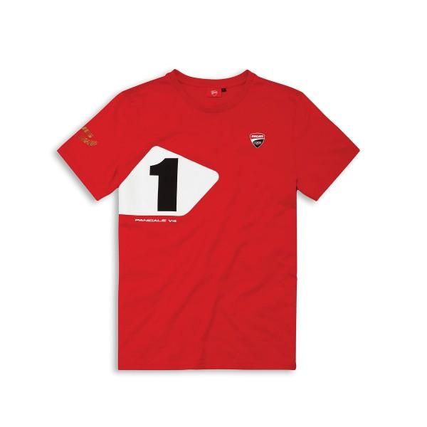 T-shirt Ducati Corse V4 916 EDITION RED