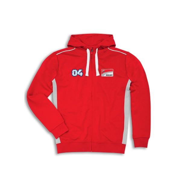 Hooded sweatshirt Ducati Corse D04