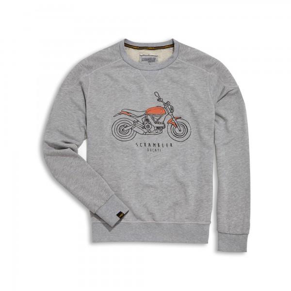 Sweatshirt Sixty2 Ducati