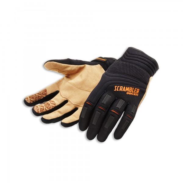 Fabric gloves Overland Ducati