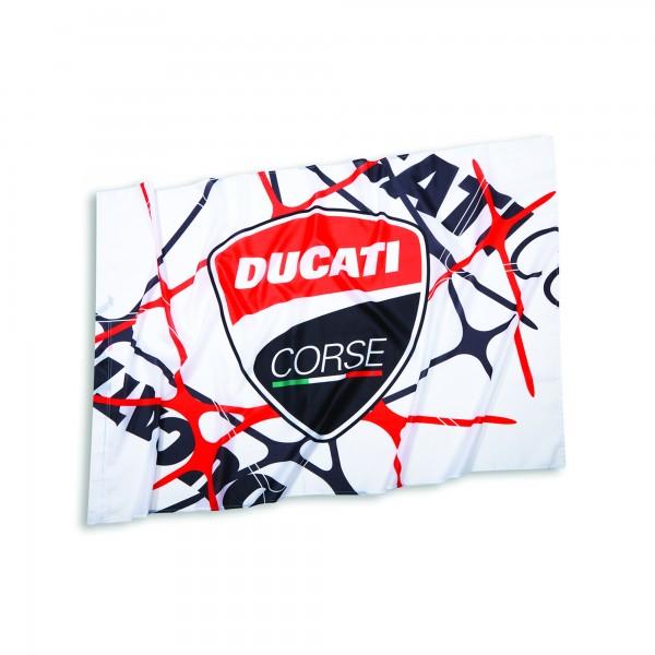 Flag Power Ducati Corse