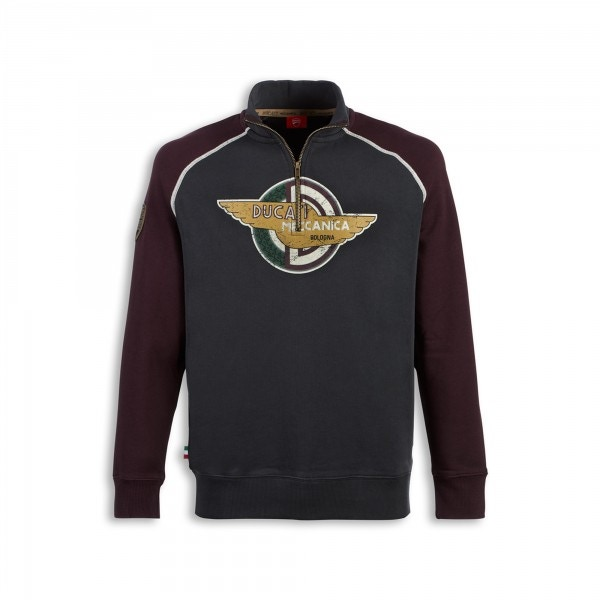 Sweatshirt Meccanica Ducati