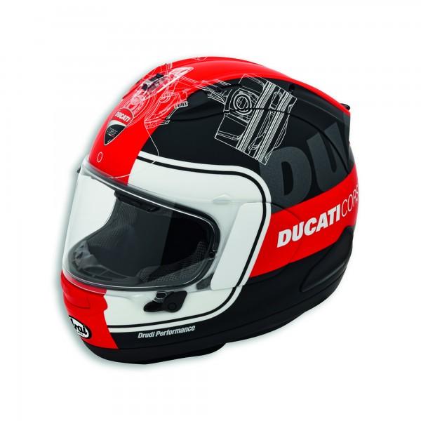 Integralhelm Ducati Corse V3